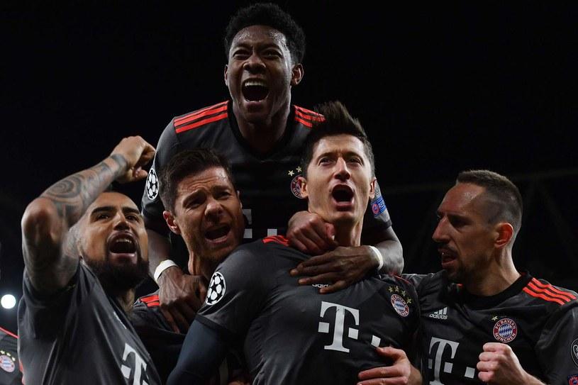 Bayern Monachium - Real Madryt w ćwierćfinale Ligi Mistrzów /AFP