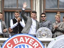 Bayern Monachium świętował mistrzostwo Niemiec