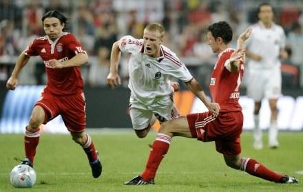Bayern wysoko pokonał AC Milan w turnieju Audi Cup /AFP