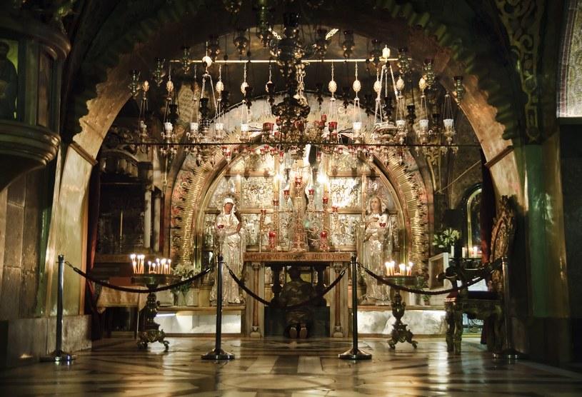 Bazylika Grobu Bożego w Jerozolimie /123RF/PICSEL