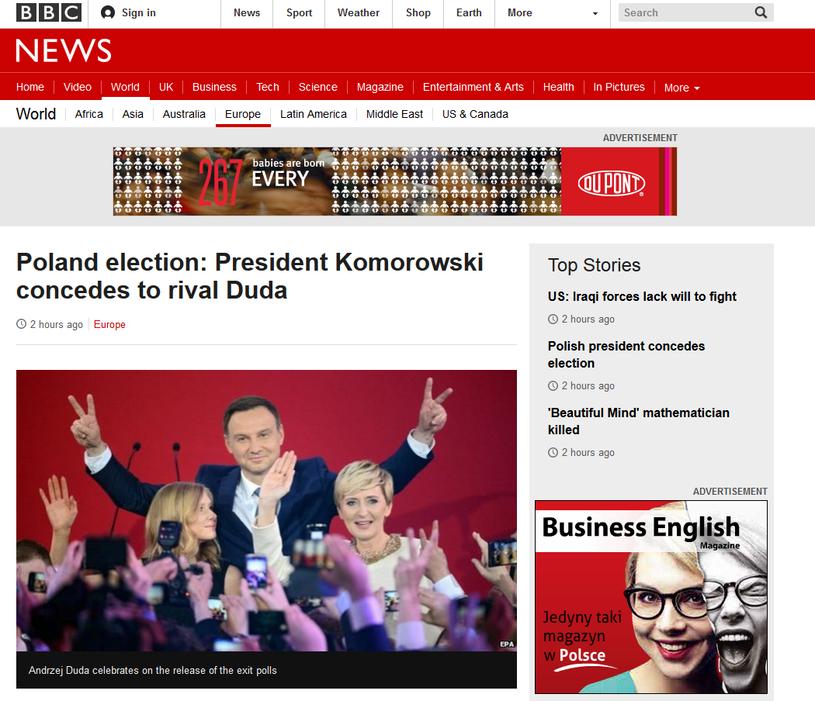 BBC /