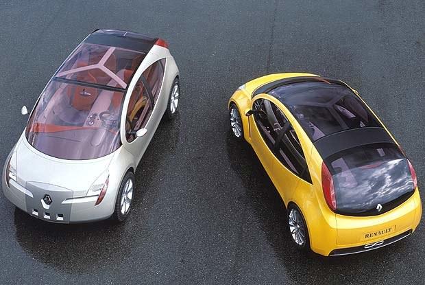 Be Bop SUV i Be Bop Renault Sport (kliknij) /INTERIA.PL