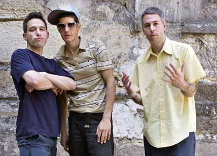 Beastie Boys /arch. AFP