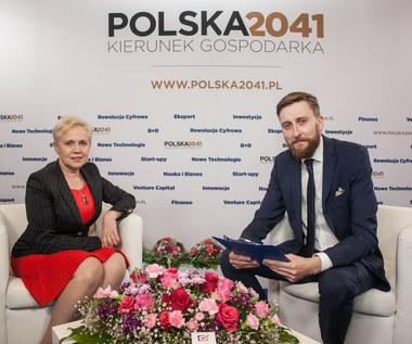 Beata Daszyńska-Muzyczka, prezes BGK