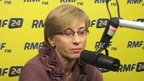 Beata Gosiewska: Bezczeszczono ciała ofiar