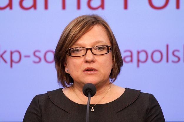 Beata Kempa, fot. A. Guz /Reporter