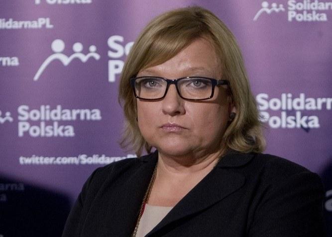 Beata Kempa /Krystian Dobuszyński /Reporter