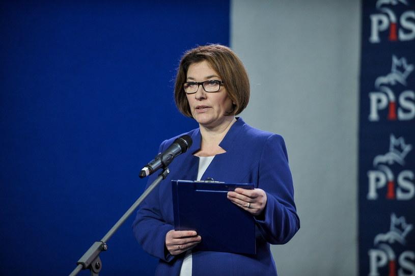 Beata Mazurek /Marcin Obara /PAP