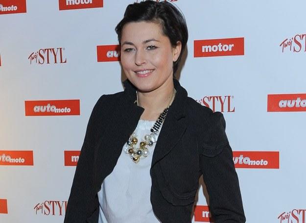 Beata Sadowska fot. Paweł Przybyszewski /MWMedia