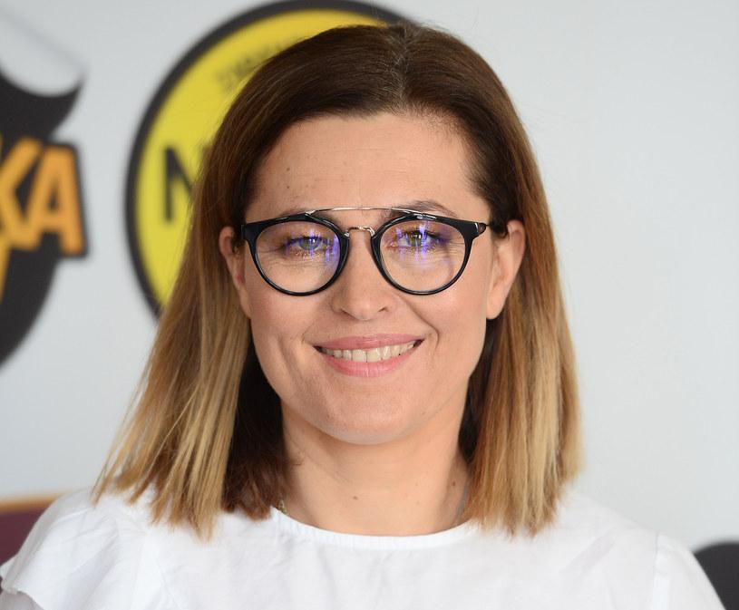 Beata Sadowska podczas 9.edycji konkursu Zabawka Roku w Warszawie /Jarosław Antoniak /MWMedia