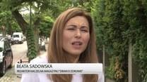 Beata Sadowska: Wierzę, że dziecko może mieć frajdę z zabawy patykiem