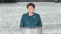 Beata Szydło: Gazoport jest gwarancją bezpieczeństwa Polski