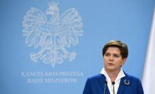 Beata Szydło: Jesteśmy krytyczni wobec przyjmowania imigrantów