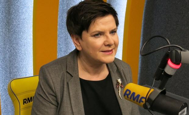 Beata Szydło w RMF FM. Zadaj pytanie pani premier!