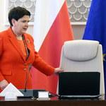 Beata Szydło: Wniosek PO jest żałosny. Stek bzdur i kłamstw