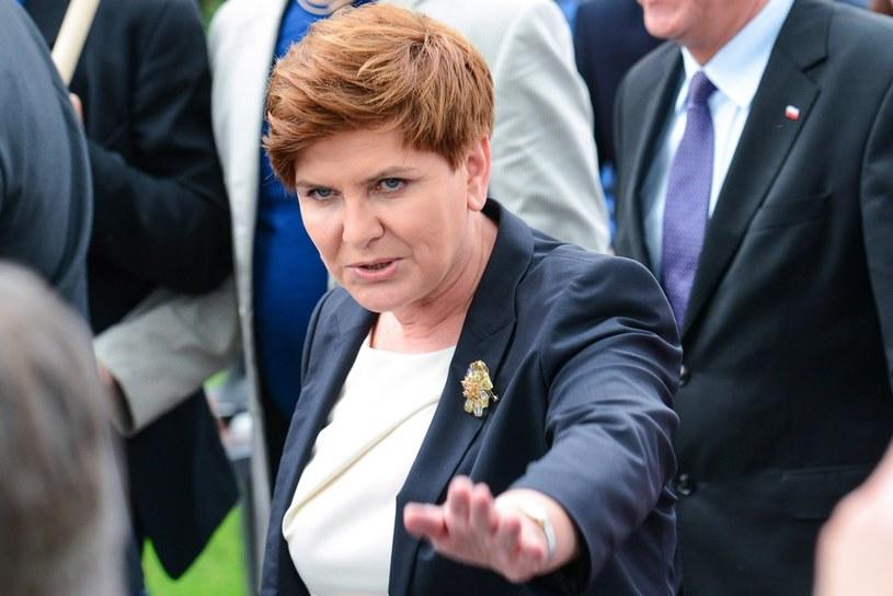 Beata Szydło /Adam Staśkiewicz /East News