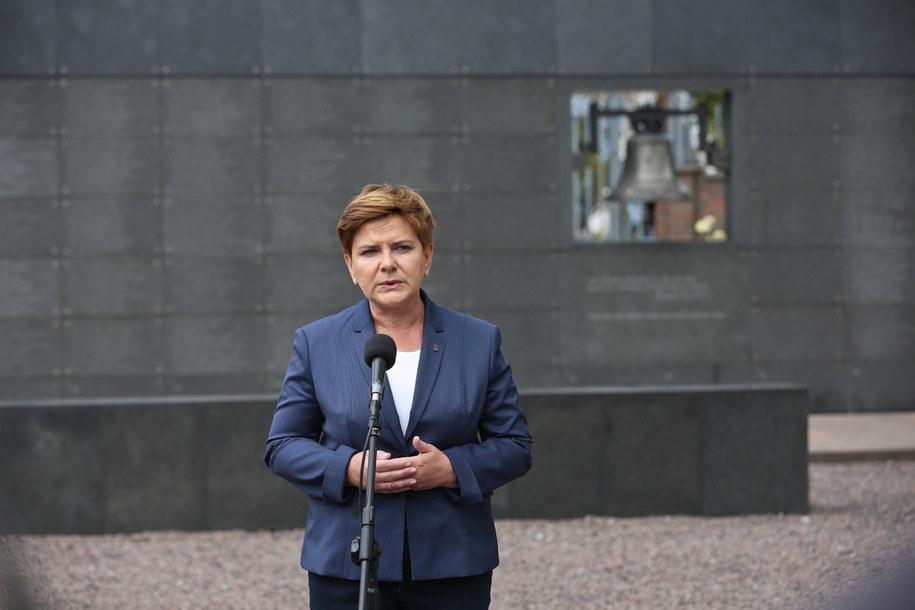Beata Szydło /PAP/Rafał Guz /PAP