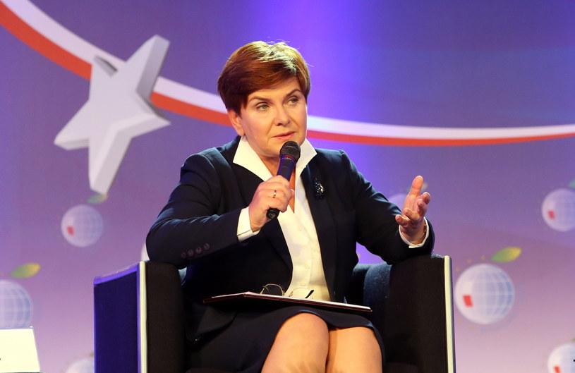 Beata Szydło /Grzegorz Momot /PAP