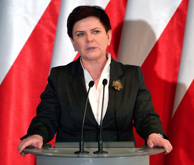 Beata Szydło /Darek Delmanowicz /PAP