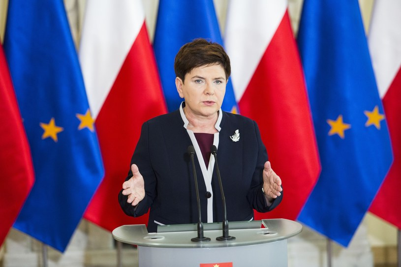 Beata Szydło /East News