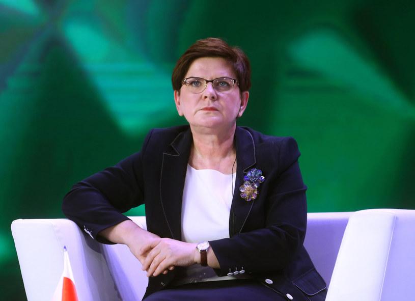 Beata Szydło /Stanisław Kowalczuk /East News