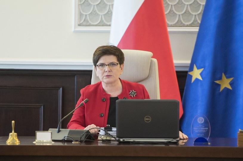 Beata Szydło /Jacek Domiński /Reporter