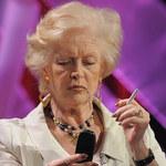 Beata Tyszkiewicz chwali się, że pali coraz mniej!