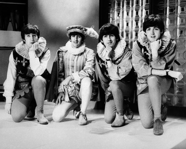 Beatlesi sami wyreżyserowali swój film /arch. AFP