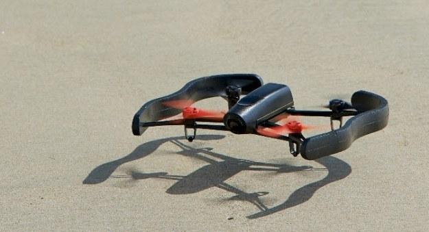 Bebop Drone /materiały prasowe