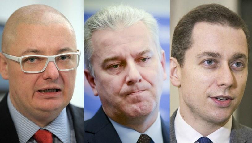 Będą rozmowy m.in. z Kamińskim, Tomczykiem i Grabarczykiem /interia /East News
