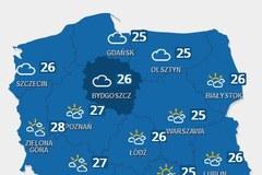 Będzie coraz cieplej. W weekend czekają nas upały