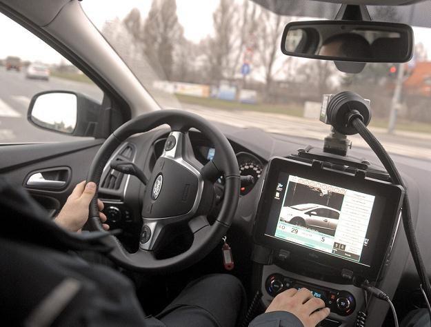 Będzie kontrola radiowozów ITD / Fot: Jan Bielecki /East News
