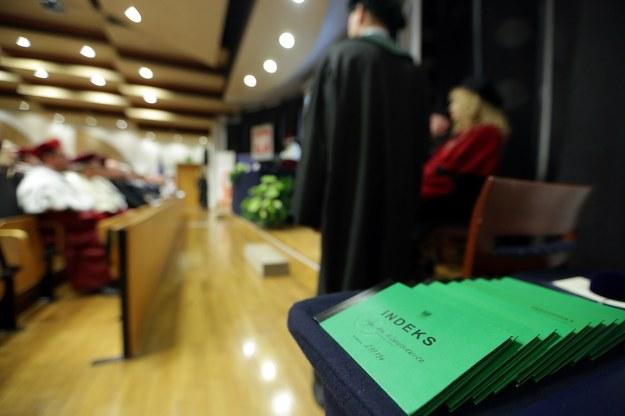 Będzie trudniej dostać się na studia. Uczelnie zmniejszają liczbę miejsc. Fot. Dominik Gajda /Reporter