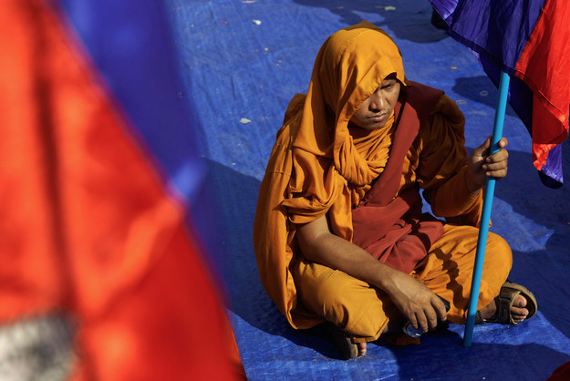 Będzie wzrost minimalnej płacy w sektorze odzieżowym w Kambodży /Omar Havana /Getty Images