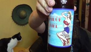 Beerofeel pije: Sailor Girl - Tattooed Beer