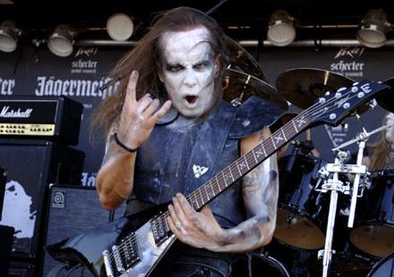 Behemoth: Nowy ulubiony zespół Jarosława Kaczyńskiego? fot. Tim Mosenfelder /Getty Images/Flash Press Media