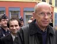 Belg Willy Voet, były masażysta Festiny, dziś jeden z głównych oskarżonych w procesie w Lillle