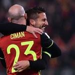 Belgia - Estonia 8-1 w eliminacjach mistrzostw świata. Hat-trick Mertensa