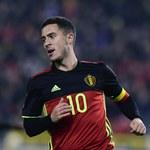 Belgia - Grecja w el. MŚ. Eden Hazard nie zagra z powodu kontuzji