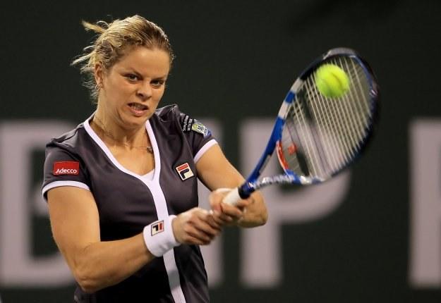 Belgijka Kim Clijsters /AFP