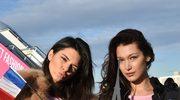 Bella Hadid i Kendall Jenner wystąpiły w paryskim pokazie Alexandra Vauthiera