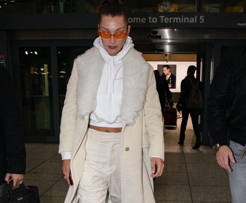 Bella Hadid to nowa ikona stylu /East News