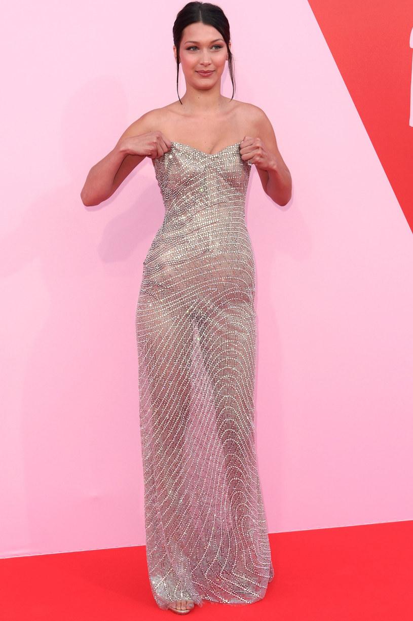 Bella Hadid w Cannes /East News