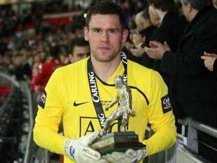 Ben Foster chce grać i zdobywać trofea dla MU /AFP