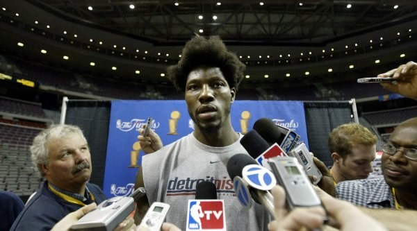 Ben Wallace przeszedł z Detroit Pistons do Chicago Bulls /AFP
