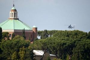 Benedykt XVI powrócił do Watykanu