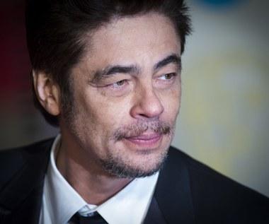 Benicio del Toro zmienił się nie do poznania