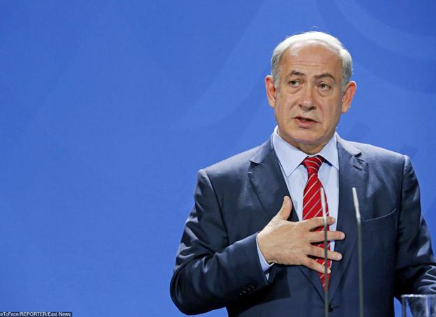 Benjamin Netanjahu /FaceToFace/REPORTER /East News