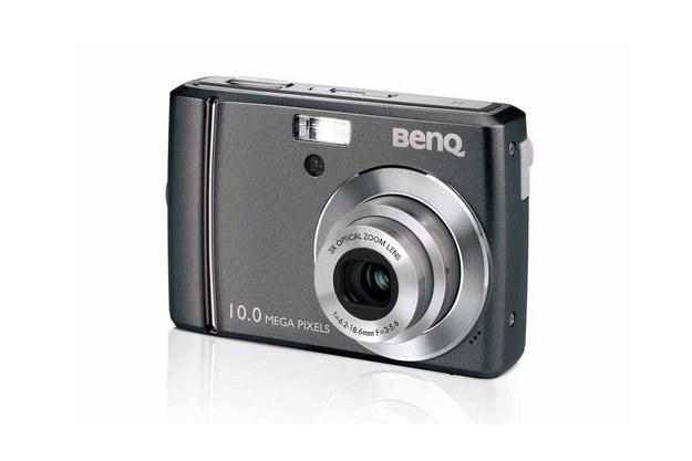BenQ C1035, najpopularniejszy kompakt w ofercie Komputronika, sprzedawany jest za  219 zł /materiały prasowe
