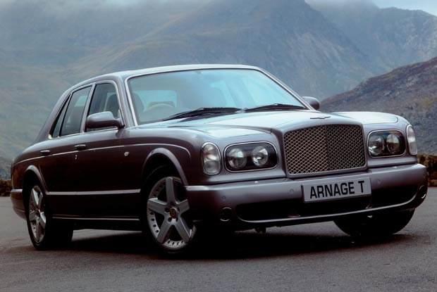 Bentley Arnage T (kliknij) /INTERIA.PL